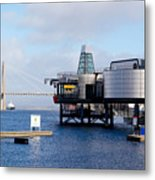 Norwegian Petroleum Museum Metal Print
