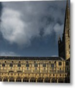 Norwich Cathedral Metal Print