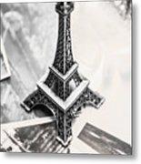 Nostalgia In France Metal Print