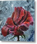 Not Every Rose Is Perfect Metal Print