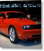 Not Just Another Challenger Metal Print