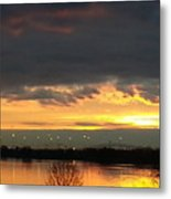 Not Just Another Sunrise Metal Print