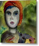 Noted  Metal Print