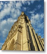 Notre Dame Angles In Color - Paris, France Metal Print