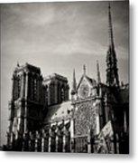 Notre Dame II Metal Print