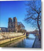 Notre Dame Of Paris  Metal Print