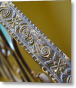 Nour Details  Metal Print