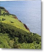 Nova Scotia Slope Metal Print