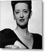 Now, Voyager, Bette Davis, 1942 Metal Print