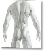 Nude 7 Metal Print
