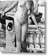 Nude In Venice, 1902 Metal Print