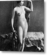 Nude Posing, C1855 Metal Print