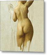 Nude. Queen Rodophe Metal Print