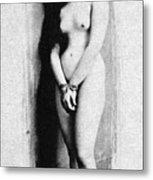 Nude Slave, 1901 Metal Print