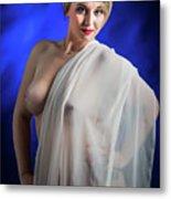 Nude Woman Model 1722  006.1722 Metal Print