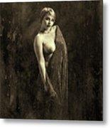 Nude Woman Model 1722  019.1722 Metal Print