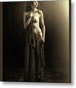 Nude Young Woman 1718.501 Metal Print