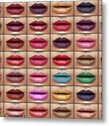 Numi Cosmetics  Metal Print