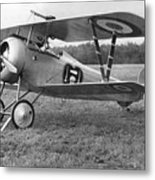 Nungesser's Nieuport 17 Metal Print
