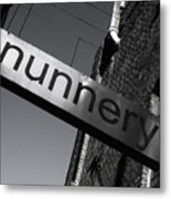 Nunnery 1 Metal Print