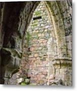 Nunnery Arch Metal Print