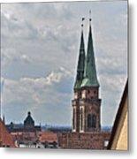 Nuremberg Nbrg075 Metal Print