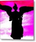 Ny Angel Metal Print