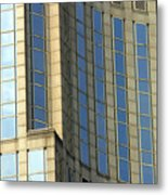 Nyc Architecture Metal Print