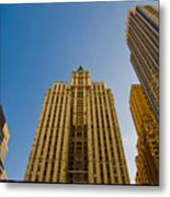Nyc Buildings Metal Print