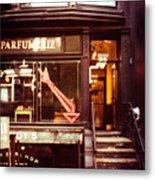 Nyc Parfumerie Metal Print