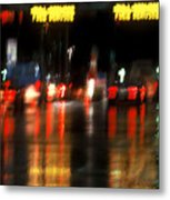 Nyc Toll Booth Metal Print