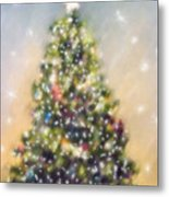 O Christmas Tree Metal Print
