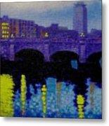 O Connell Bridge - Dublin Metal Print