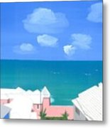 O Conners Morning View Metal Print
