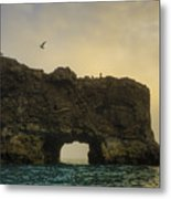 O Mighty Rock... Metal Print