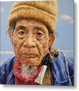 O Mr Mountain Baguio Metal Print