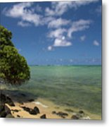 Oahu's East Coast 5 Metal Print