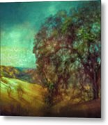 Oak Art Metal Print
