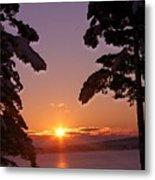 Oak Harbor Sunrise II Sr 2002 Metal Print