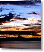 Oak Harbor Sunrise Sr 1002 Metal Print