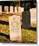 Oakland Cemetery Atlanta Metal Print