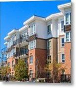 Oakville Property Management Metal Print