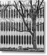 Oberlin College Bibbins Hall Metal Print
