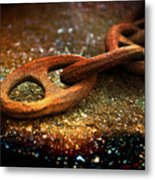 Obsolete But Strong Metal Print