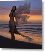 Another Morning Without You Metal Print