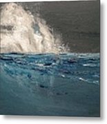 Ocean Night's Song Metal Print