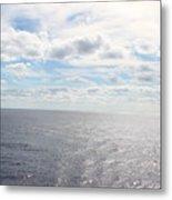 Ocean Peace  Metal Print