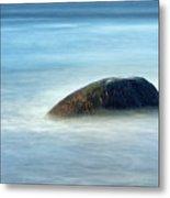 Ocean Rock Metal Print