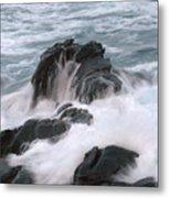 Ocean Sent Metal Print