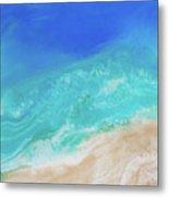 Ocean Series 02 Metal Print
